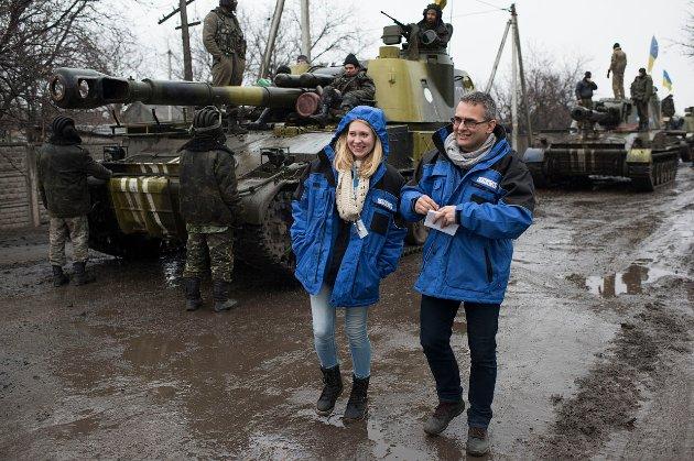 В Україні на рік продовжили мандат Спеціальної моніторингової місії ОБСЄ