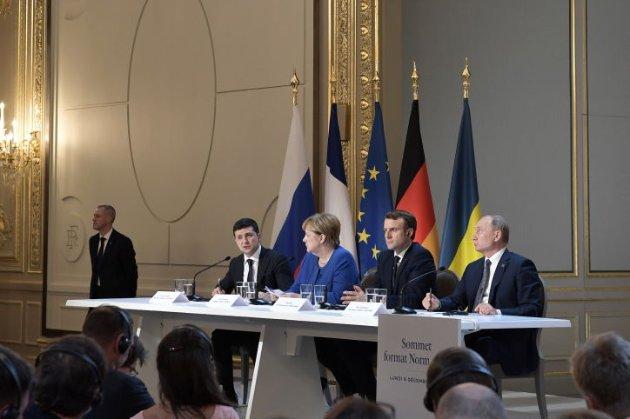 Україна може запросити до Нормандського формату і ТКГ США