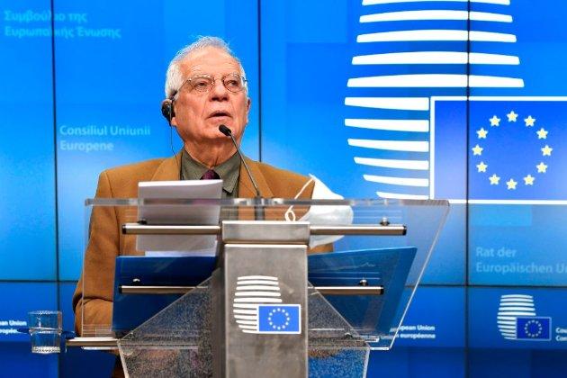 Боррель запевнив, що Євросоюз підтримує Україну