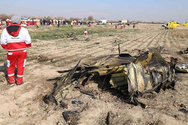 Збиття літака МАУ в Ірані. Прокуратура країни оголосила звинувачення у справі десяти посадовцям