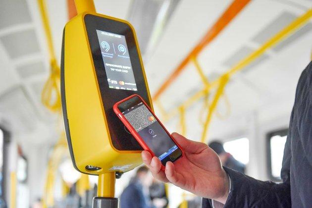 Мінінфраструктури презентувало е-квиток для всіх видів транспорту
