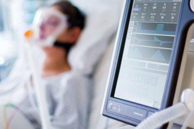Кабмін дозволив використовувати технічний кисень для підтримки COVID-хворих