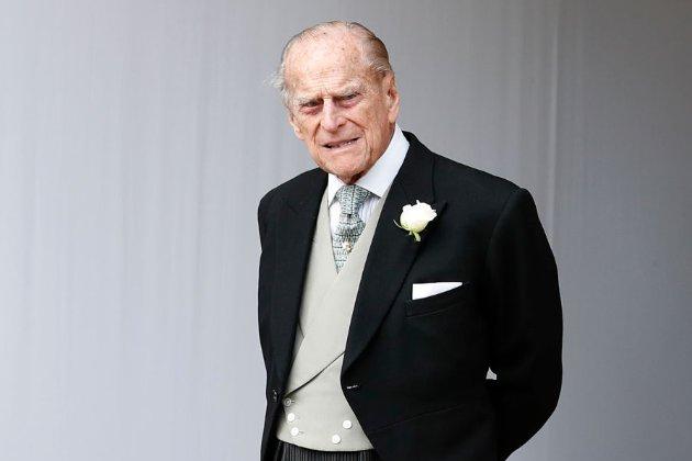 Помер принц Філіп, чоловік королеви Єлизавети II