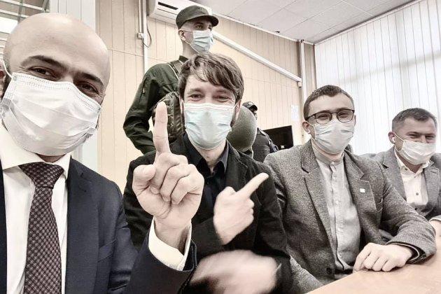 Стерненка і Демчука відпустили під домашній арешт