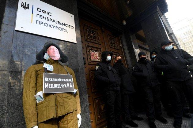 Херсонський міський суд заарештував яхту Медведчука