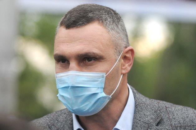 Кличко заявив, що не виключає «більш жорстких обмежень» в Києві