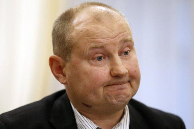 Рябошапка натякає, що Чауса могли викрасти українські правоохоронці