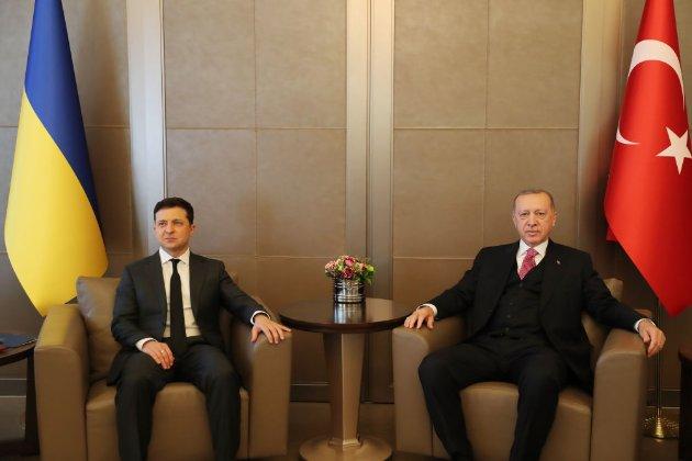 Зеленський веде переговори із Ердоганом віч-на-віч у Стамбулі