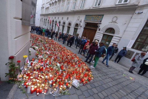 В Австрії поліцейські затримали можливого спільника терориста