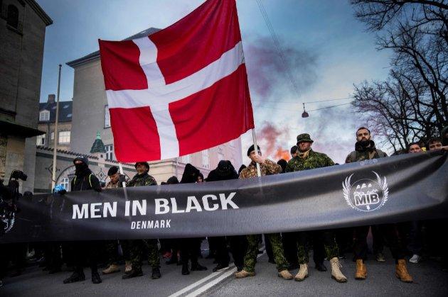 У Данії пройшли протести проти нового COVID-паспорту