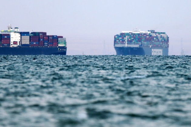 Єгипет затримав контейнеровоз Ever Given і вимагає від власника відшкодувань на суму $1 млрд