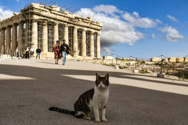 Греція чекає на українських туристів з 14 травня