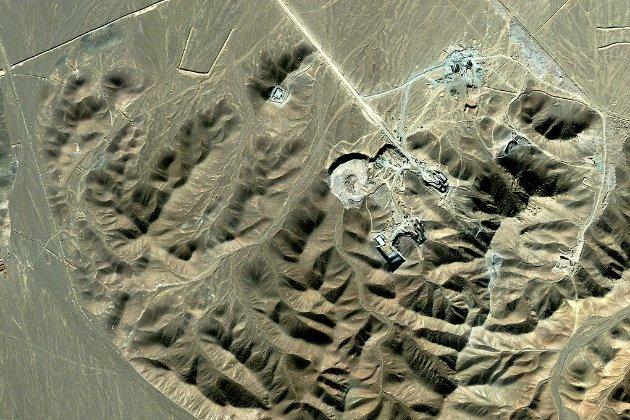 На ядерному об'єкті в Ірані сталася аварія, яка зупинила збагачення урану на дев'ять місяців