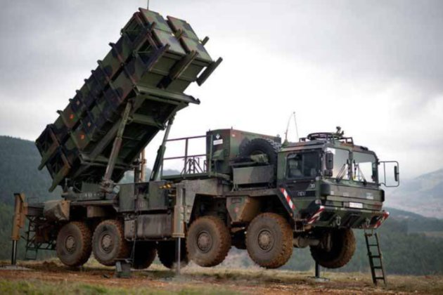 Єрмак вважає, що в Україні потрібно розмістити зенітно-ракетні комплекси США