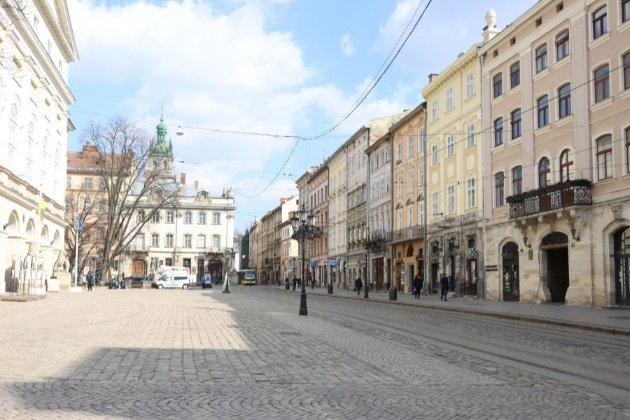 У Львові поки не розглядають можливість послабити карантин
