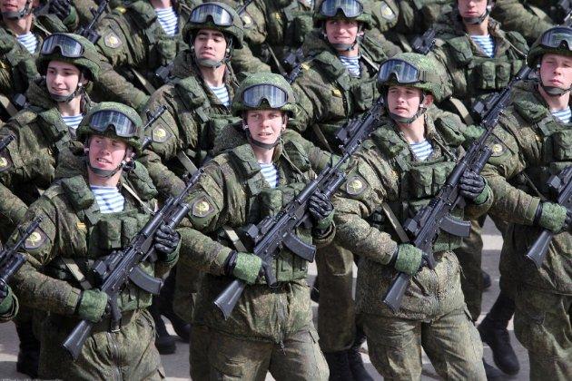 У розвідці назвали три варіанти дій російської армії проти України