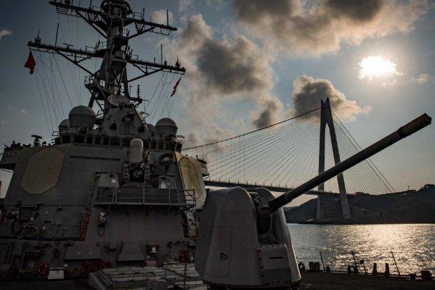Ракетні есмінці США не увійдуть у Чорне море — ЗМІ