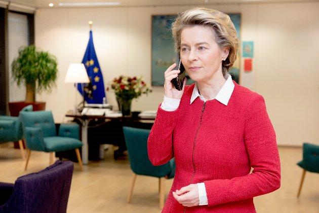 Голова Єврокомісії відхилила запрошення Зеленського і порушила протокол — ЗМІ