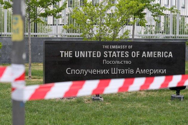 Ситуація на кордоні з Росією може раптово змінитися — посольство США в Києві