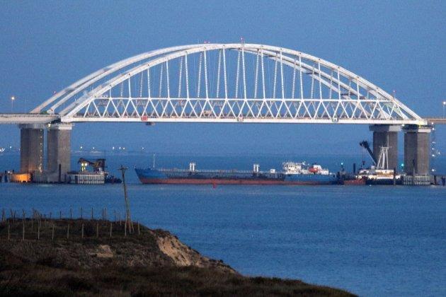 Ескалація на морі. Росія закриває підходи до Керченської протоки