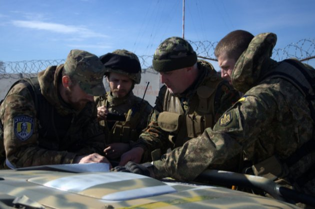 Аваков закликав ветеранів і патріотів об'єднатися для відсічі російській агресії