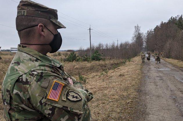 США не виключають збільшення чисельності свого контингенту в Україні