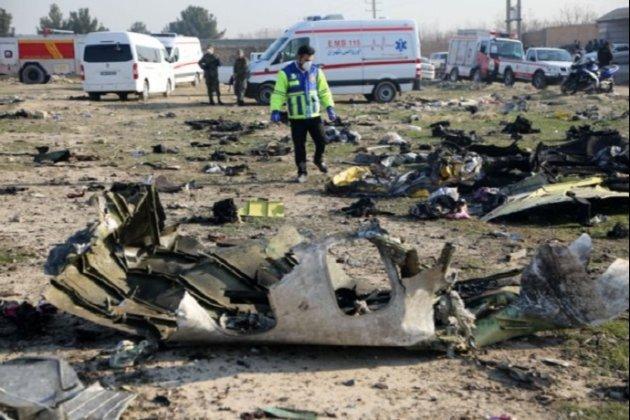 Іран навмисно атакував літак МАУ — секретар РНБО