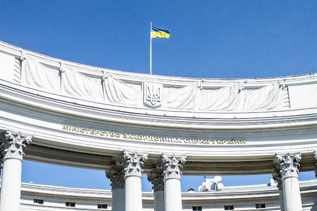 У відповідь на події у Санкт-Петербурзі Київ висилає працівника посольства РФ