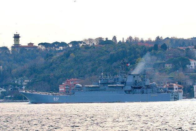 За день у Чорне море зайшли 15 російських бойових кораблів