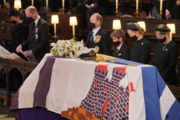 У Великій Британії розпочалася церемонія похорону принца Філіпа