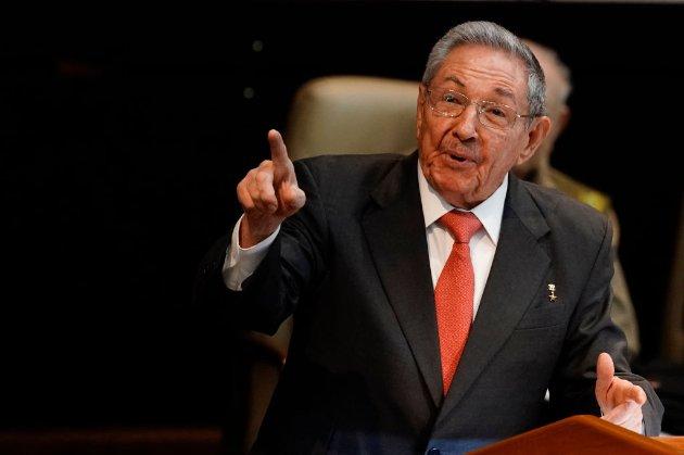 Рауль Кастро пішов з посади лідера Компартії Куби