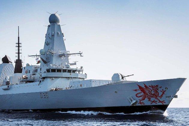 Британія відправить два бойових кораблі до Чорного моря на знак підтримки України