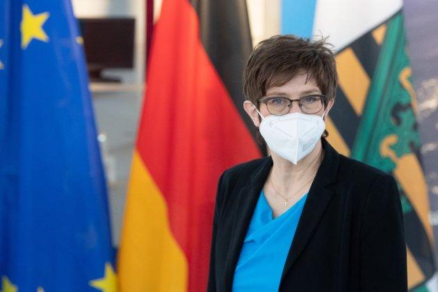 Росія створює загрози для Європи — міністр оборони Німеччини