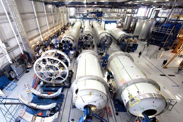 Україна витратить на п'ятирічну космічну програму 15 млрд грн