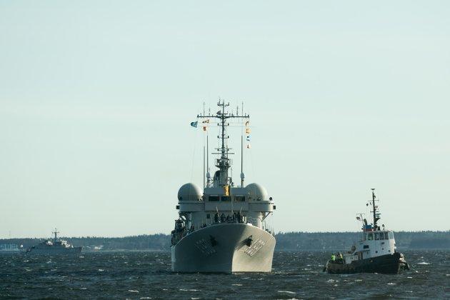 Open Spirit. У Балтійському морі почались протимінні навчання НАТО (фото)