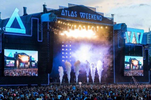 Фестиваль Atlas Weekend 2021 у Києві відбудеться, але без іноземних артистів