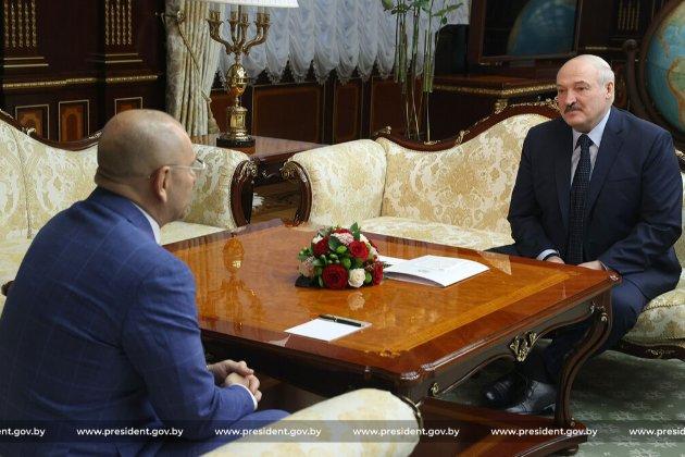 Нардеп від «Слуги народу» Шевченко їздив на зустріч із Лукашенком