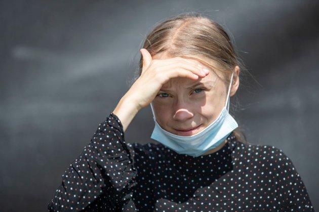 Ґрета Тунберґ пожертвує €100 тис. на справедливий розподіл вакцин від COVID-19 у світі
