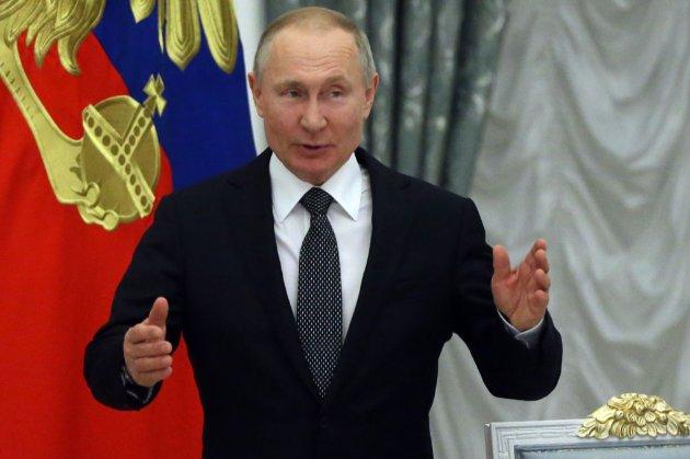 У Путіна заявили, що отримали пропозицію Зеленського про зустріч на Донбасі