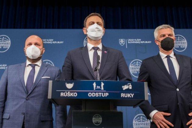 Словаччина оголосила про висилку трьох російських дипломатів на знак солідарності із Чехією