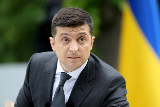 Зеленський підписав указ про введення в дію нових санкцій РНБО