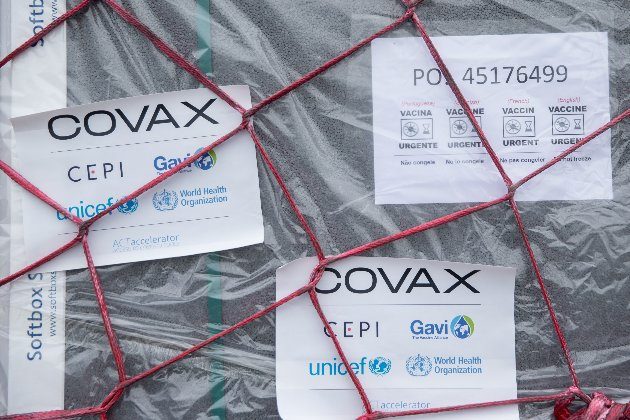 Харківська, Одеська та Запорізька області досі не вкололи всю партію вакцини Covishield, привезену в лютому