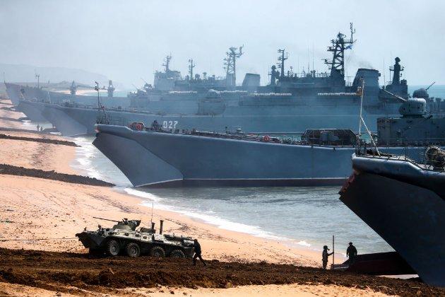 Єрмак назвав відведення військ РФ від українського кордону результатом роботи Зеленського і команди