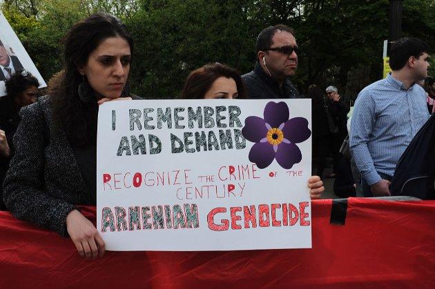 США визнали геноцид вірмен 1915 року у Османській імперії