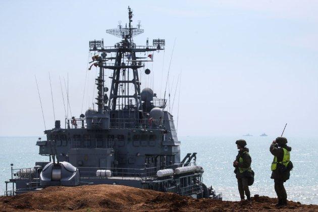Білий дім вважає, що санкції проти РФ дали «позитивні результати» і тому Путін відводить війська