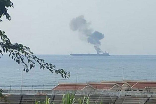 Біля берегів Сирії атакували іранський танкер. Є загиблі