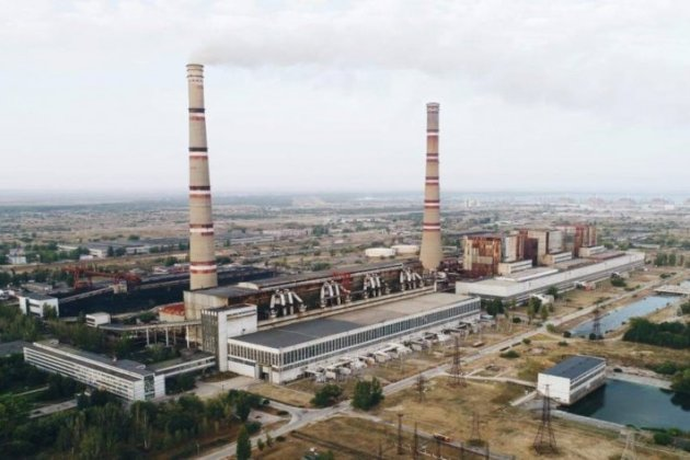 У СБУ вважають, що електростанція ДТЕК загрожує енергосистемі України