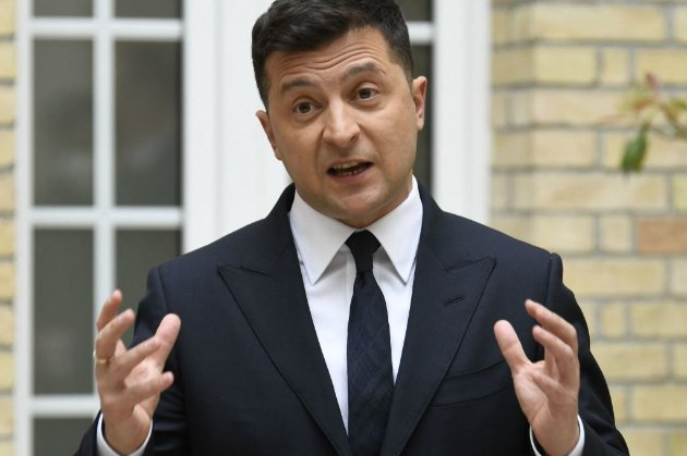 Зеленський сказав, що все йде до того, що зустріч з Путіним відбудеться