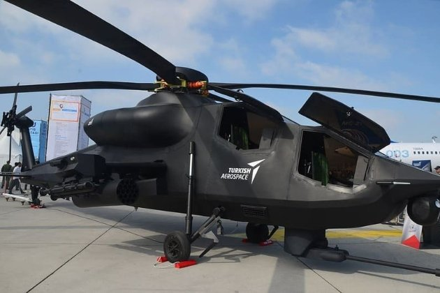 Україна поставлятиме до Туреччини двигуни для гелікоптерів Atak-II
