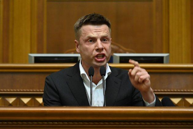 Депутата Гончаренка позбавили слова у ПАРЄ на три місяці через скаргу російської делегації (відео)